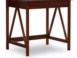 linon Tiziano laptop Desk Aged Cherry Retail 181 49