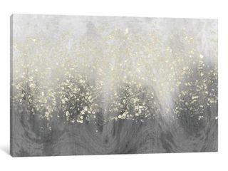 iCanvas  Glitter Swirl I  by Jennifer Goldberger