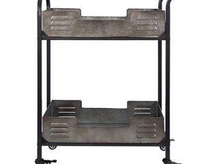 Elixir Rustic Metal Bar Cart Retail 209 00