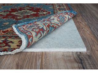 JustPlush Extra 3 8 inch Thick Felt Rug Pad   Grey Retail 107 49
