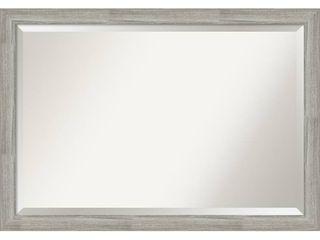 The Gray Barn Greywash Narrow Bathroom Vanity Wall Mirror Retail 168 49