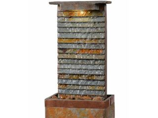 Stave Table Fountain