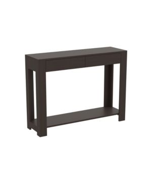 Safdie   Co  Console Table with 2 Drawers
