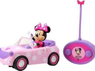 Disney Minnie Mouse R C Vehicle  light Pink