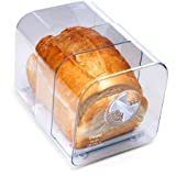 Prep Solutions by Progressive Expandable Bread Keeper with Adjustable Air Vent