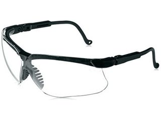 Howard leight by Honeywell Genesis Sharp Shooter Shooting Glasses  Clear lens  R 03570