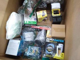 Mis Box of items