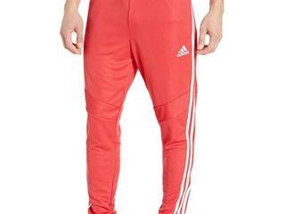 adidas Men s Tiro 19 Training Pant Glory Red White large