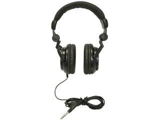 Tascam TH 02 Closed Back Studio Headphones  Black