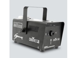 Chauvet lighting Chauvet DJ 700 Hurricane Fog Machine  BlACK  H700