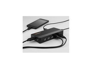AmazonBasics 10 Port USB 2 0 Charging Hub Docking Station