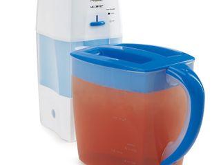 Mr  Coffee TM75 Iced Tea Maker  1 EA  Blue