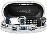 Master lock 5900D Set Your Own Combination Portable Safe  9 17 32  White