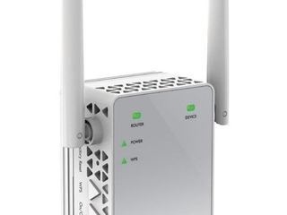 NETGEAR WiFi Range Extender EX3700   Coverage up to 1000 sq ft  and 15 devices with AC750 Dual Band Wireless Signal Booster   Repeater  up to 750Mbps speed  and Compact Wall Plug Design
