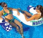 SPORTSSTUFF Noodler 2 Person Person Pool N  Beach lounge lake Float Raft 54 1852