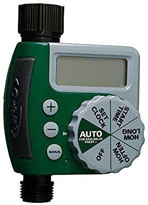 Orbit 62061Z Single Outlet Hose Watering Timer  1  Green