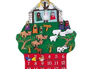 Rosalina Nativity Advent Calendar learning Children Toy