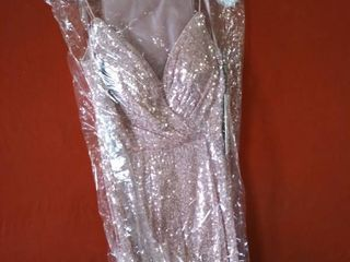 Stella Couture Formal Prom long Dress  Retail 111 99