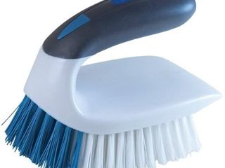 lysol 2 in 1 Scrub Brush  White  Set of 3