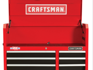 Craftsman 41  Wide 6 Drawer Tool Chest