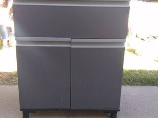 Particle Board Cabinet
