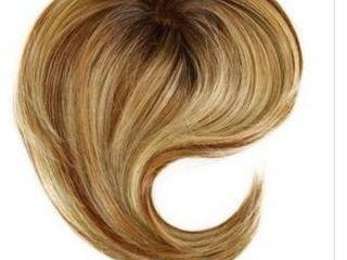 Easifringe HF Synthetic clip in bangs blonde