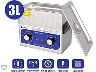 ZOKOP 3l 6l 10l 40kHz 110V 60Hz Stainless Steel Ultrasonic Cleaner Retail 88 49