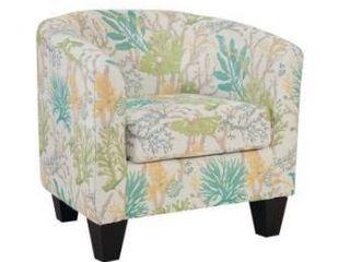 Copper grove longwoods plush tub chair
