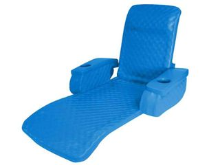 TRC Recreation Baja II Folding lounge   Blue