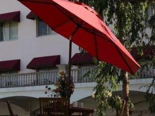 allik 11 ft octagon patio umbrella