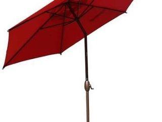 9 ft patio umbrella round market umbrella