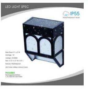 Solar deck lights lED 4pk