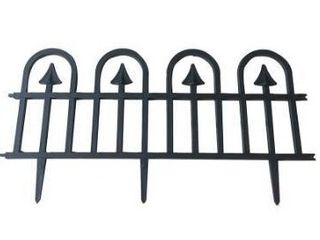Abba Eco Recycled plastic fence section 6 ok