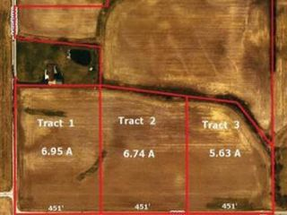 LAND AUCTION - 19.31 ac Selling in 3 Tracts