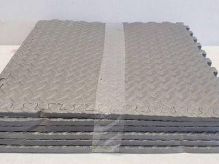24in X 24in Eva Foam Puzzle Mat  Set Of 6