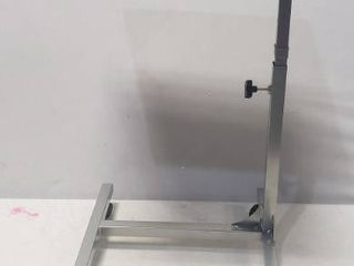19  X 15  X 32  Adjustable Rolling Table