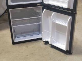 RGA Refrigerator Freezer 3 2 liter Mini Fridge  Needs RepairIJ