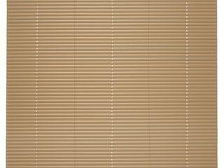 Taupe Cordless 1 in  Duplex Room Darkening Mini Blind 49  W x 64  l