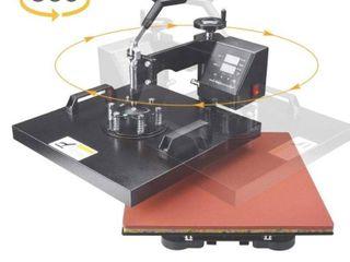 Seeutek Heat Press 15x15 inch Heat Press  Does Not Power On