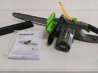 Earthwise Model CS33016  16 Inch 12 Amp Corded Electric Chainsaw