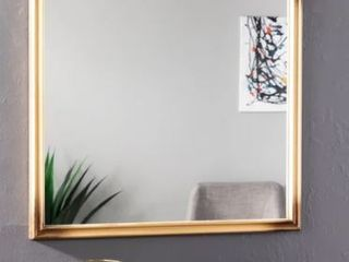 Silver Orchid Kilgour Decorative Wall Mirror   Gold Retail 203 99