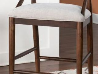 Tierney 27 inch Counter Stool Dove Grey  Retail 264 49