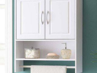 4D Concepts Bathroom 2 Door Wall Cabinet