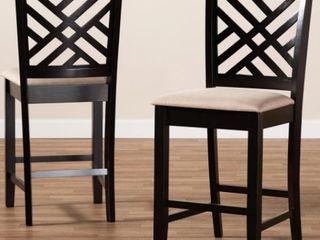 Braxton Studio Black Sand Chair