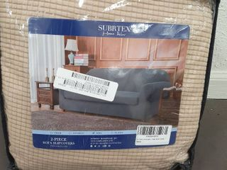 Subrtex 2 Piece Sofa SlipCovers