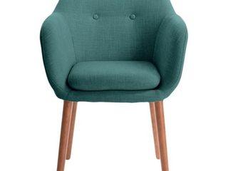 Roux Arm Chair Turquoise   Adore Decor