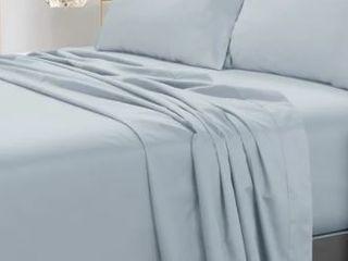 Porch   Den Jericho Stripe 600 Thread Count Egyptian Cotton Bed Sheet Set