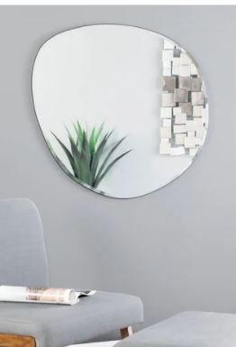 Holly   Martin Wexslin Oversized Decorative Mirror