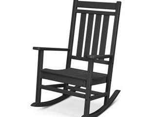 POlYWOOD Estate Porch Rocking Chair