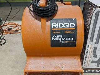 Rigid 3 Speed Air Mover AM25500